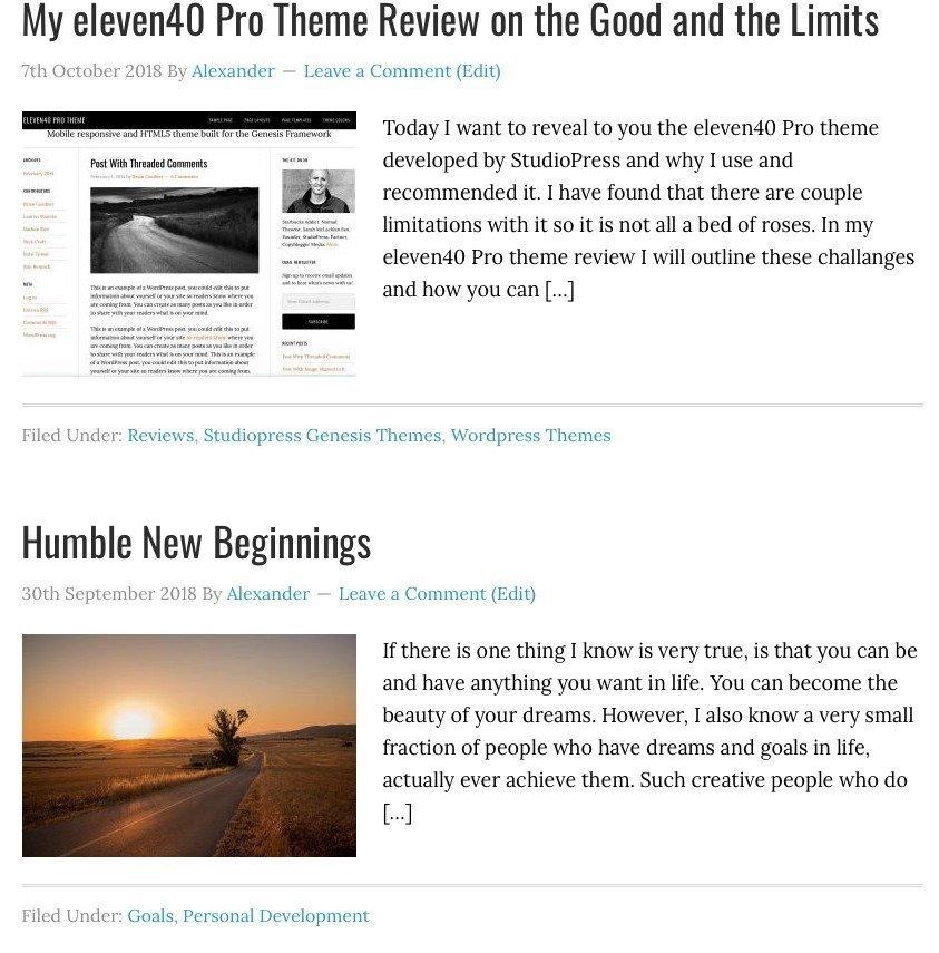 eleven40 pro theme review