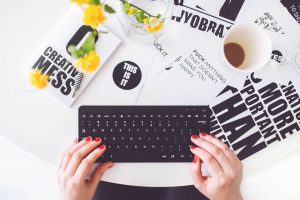 how to write a short blog post