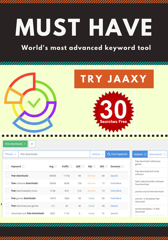 the best free keyword research tool